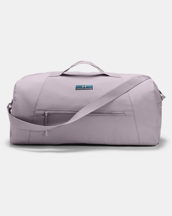 Women's UA Midi Duffle, Purple, pdpMainDesktop image number 1