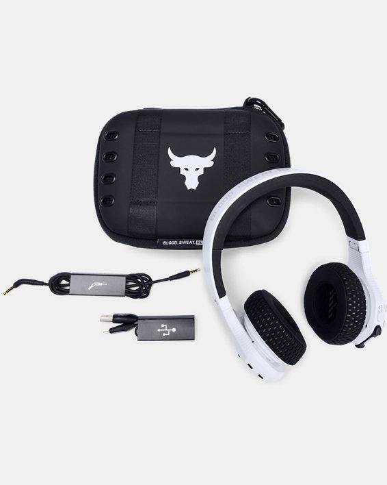 Vislumbrar corona Histérico  UA Sport Wireless Train — Project Rock Edition Headphones | Under Armour