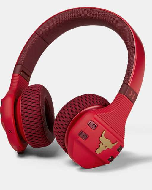 UA Sport Wireless Train — Project Rock Edition Headphones
