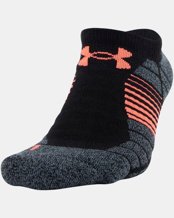 Men's UA Elevated Performance No Show  – 3-Pack Socks, Gray, pdpMainDesktop image number 3