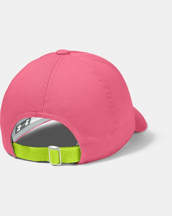 Girls' UA Sparkle Cap, Pink, pdpMainDesktop image number 1
