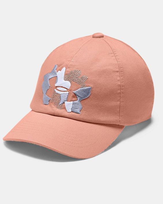 Girls' UA Sparkle Cap, Pink, pdpMainDesktop image number 0