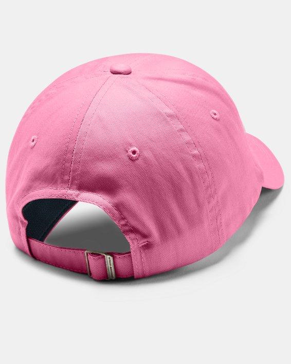 Women's UA Graphic Cap, Pink, pdpMainDesktop image number 1
