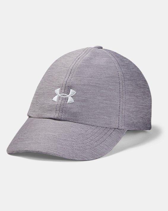 Women's UA Play Up Heathered Cap, Purple, pdpMainDesktop image number 0