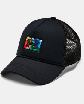 22c870e246c65 New Arrival Unisex UA Pride Trucker Cap 1 Color Available  28