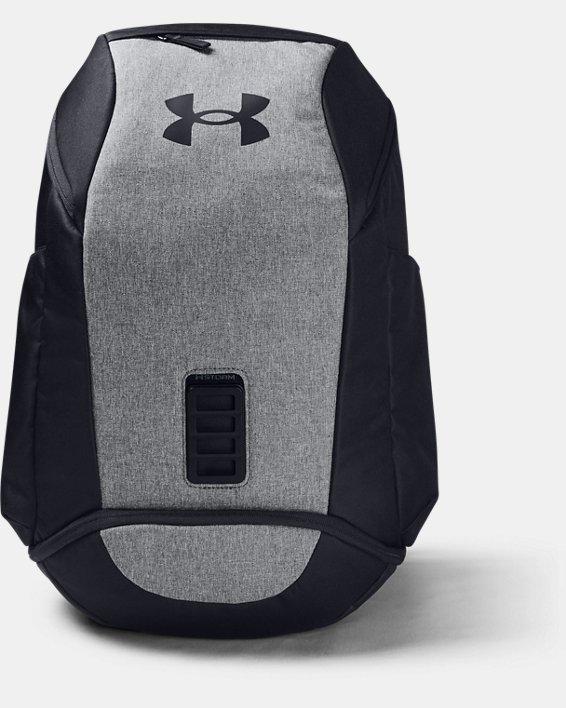 UA Contain Backpack, Black, pdpMainDesktop image number 0