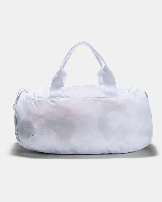 Women's UA Undeniable Signature Duffle Bag, White, pdpMainDesktop image number 2