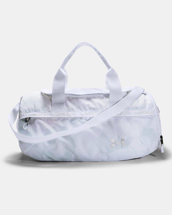 Women's UA Undeniable Signature Duffle Bag, White, pdpMainDesktop image number 1