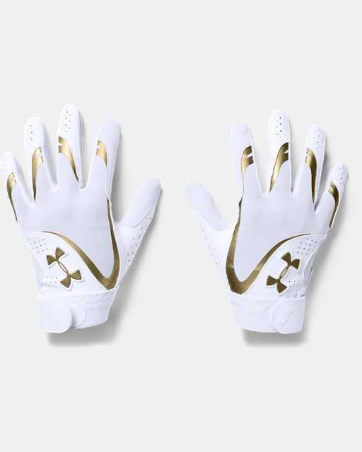 Girls' UA Radar Batting Gloves