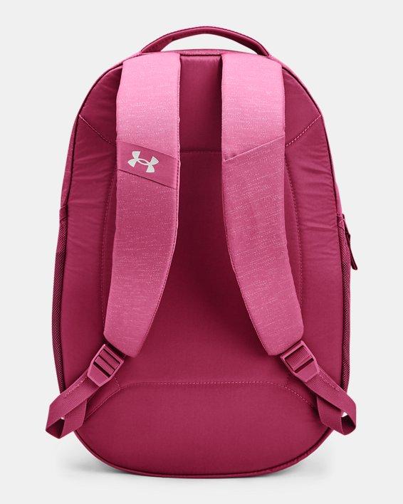 Women's UA Hustle Signature Backpack, Red, pdpMainDesktop image number 1