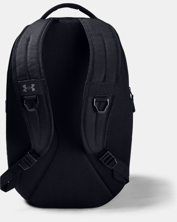 UA Recruit 3.0 Backpack, Black, pdpMainDesktop image number 2