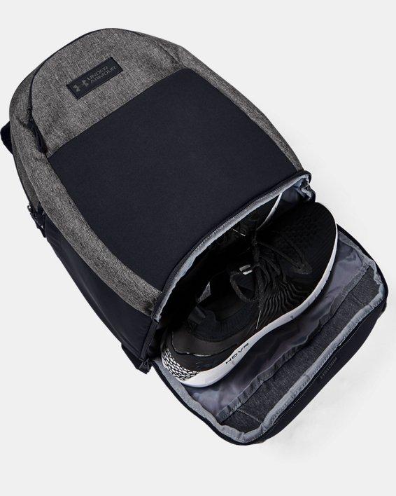 UA Recruit 3.0 Backpack, Gray, pdpMainDesktop image number 3