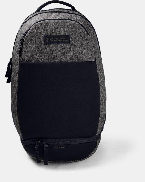 UA Recruit 3.0 Backpack, Gray, pdpMainDesktop image number 0