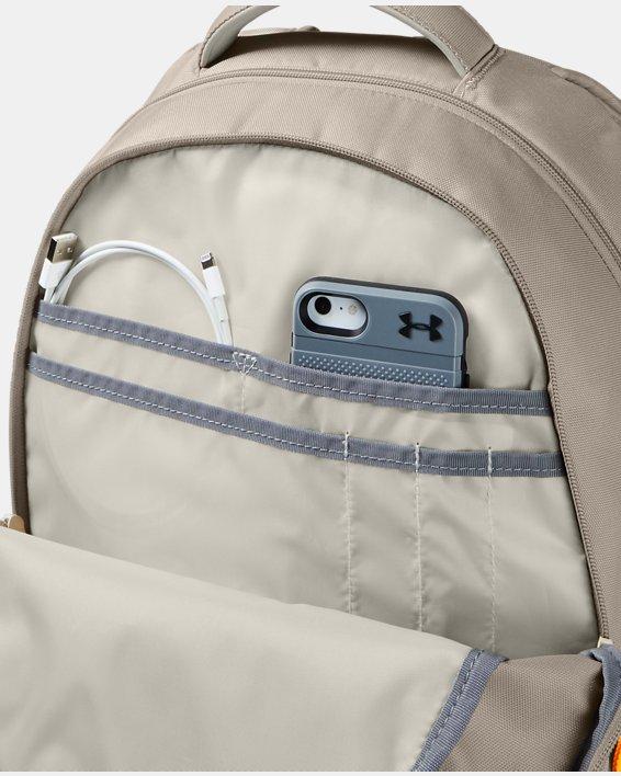UA Recruit 3.0 Backpack, Brown, pdpMainDesktop image number 3