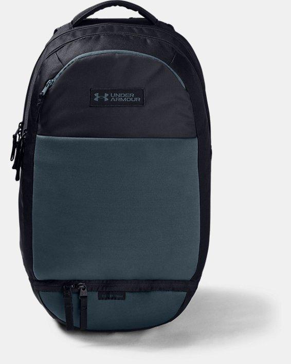 UA Recruit 3.0 Backpack, Blue, pdpMainDesktop image number 0