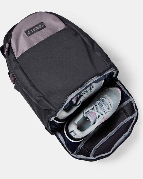 UA Recruit 3.0 Backpack, Purple, pdpMainDesktop image number 3