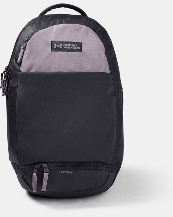 UA Recruit 3.0 Backpack, Purple, pdpMainDesktop image number 0