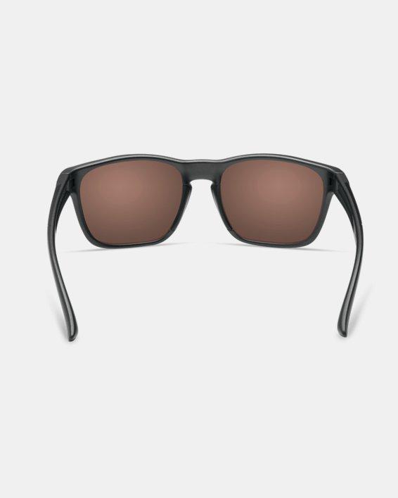 Adult UA TUNED™ Road Glimpse Sunglasses, Gray, pdpMainDesktop image number 1