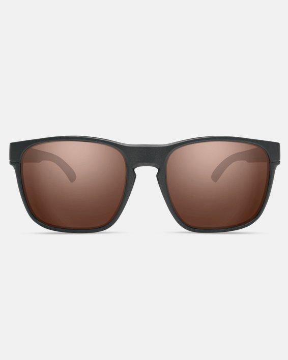 Adult UA TUNED™ Road Glimpse Sunglasses, Gray, pdpMainDesktop image number 0