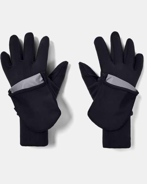Women's UA Run Convertible Gloves