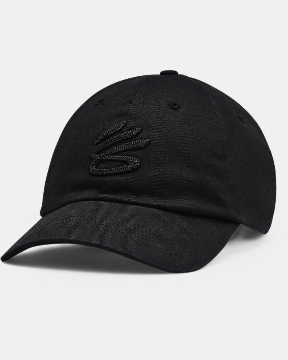Men's Curry Crossover Hat, Black, pdpMainDesktop image number 0
