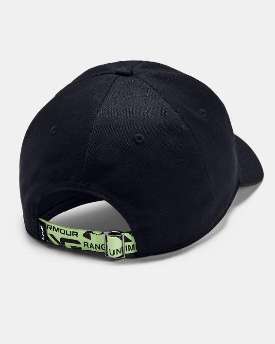 Men's Curry Golf Hat, Black, pdpMainDesktop image number 3