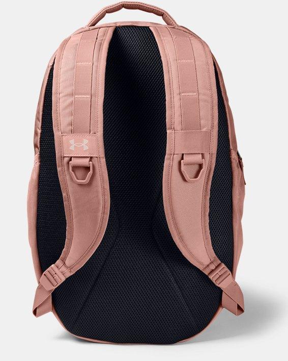 UA Hustle Backpack, Brown, pdpMainDesktop image number 1