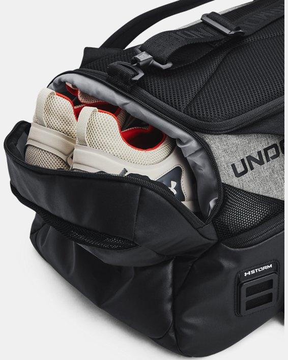 Unisex sporttas UA Contain Duo Small, Gray, pdpMainDesktop image number 5