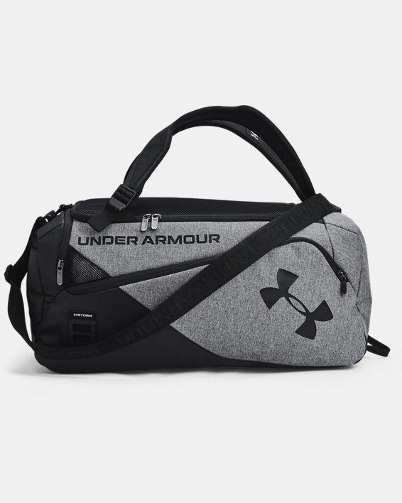 Unisex sporttas UA Contain Duo Small, Gray, pdpMainDesktop image number 1