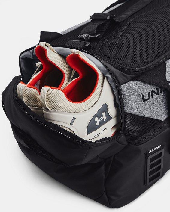 Unisex sporttas UA Contain Duo Medium, Gray, pdpMainDesktop image number 5