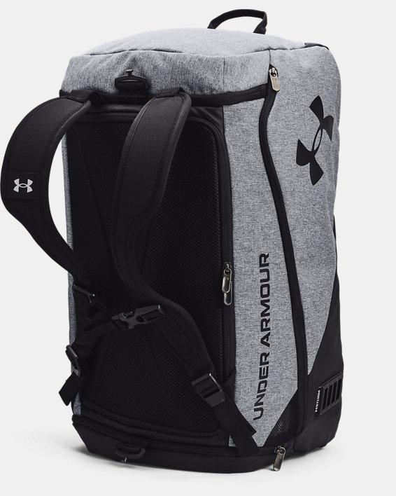 Unisex sporttas UA Contain Duo Medium, Gray, pdpMainDesktop image number 3
