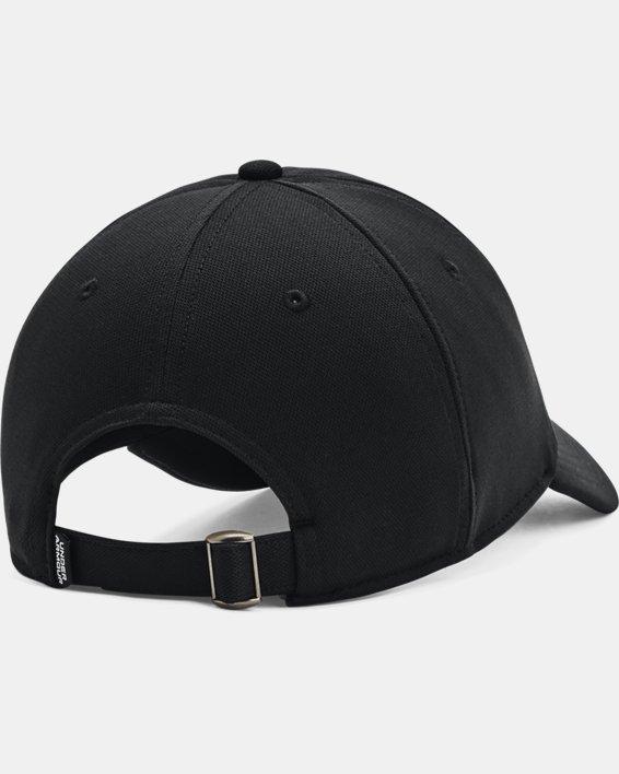 Men's UA Blitzing Adjustable Hat, Black, pdpMainDesktop image number 1