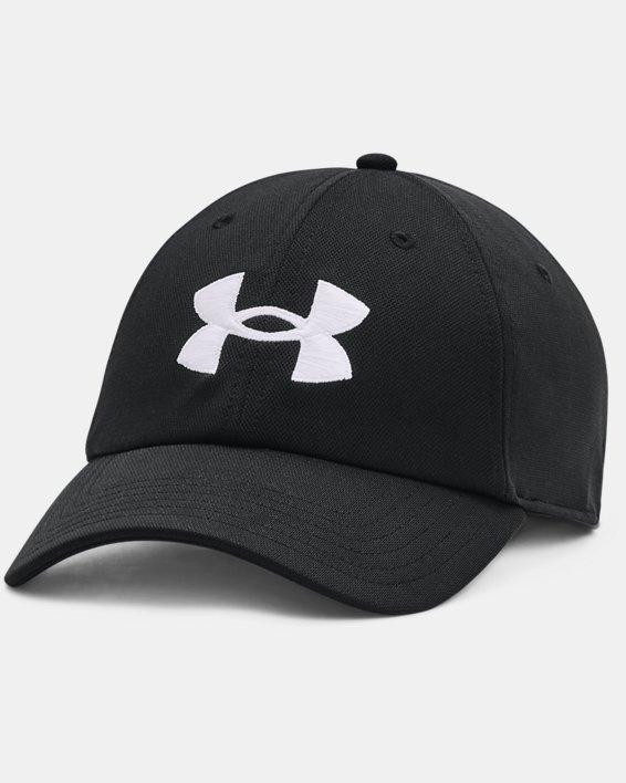 Men's UA Blitzing Adjustable Hat, Black, pdpMainDesktop image number 0