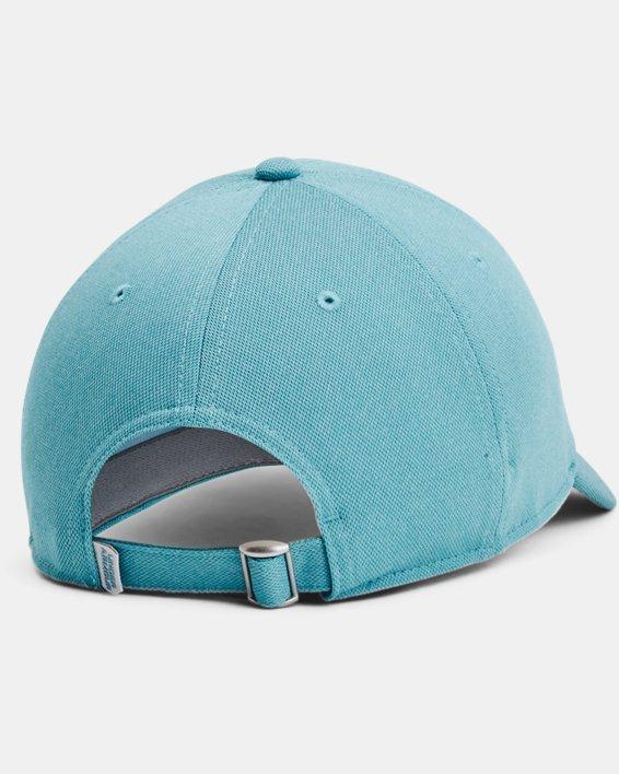 Men's UA Blitzing Adjustable Hat, Blue, pdpMainDesktop image number 1