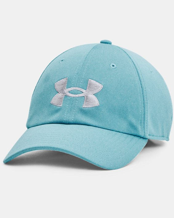 Men's UA Blitzing Adjustable Hat, Blue, pdpMainDesktop image number 0