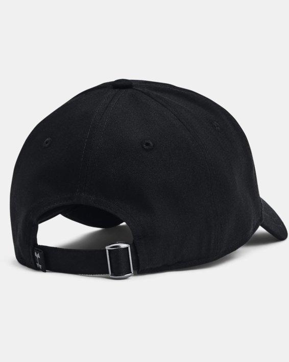 Men's UA Branded Hat, Black, pdpMainDesktop image number 1