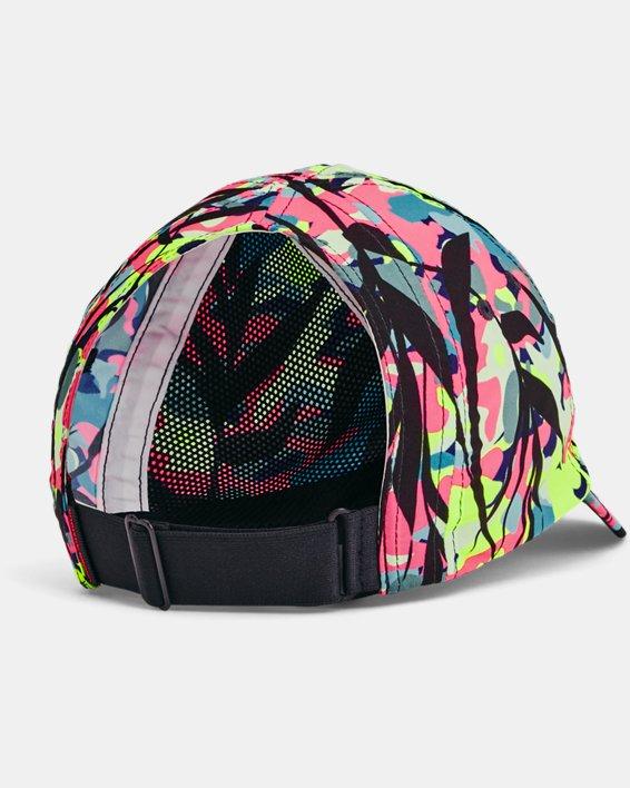 Women's UA Iso-Chill Launch Multi Hair Run Hat, Purple, pdpMainDesktop image number 1