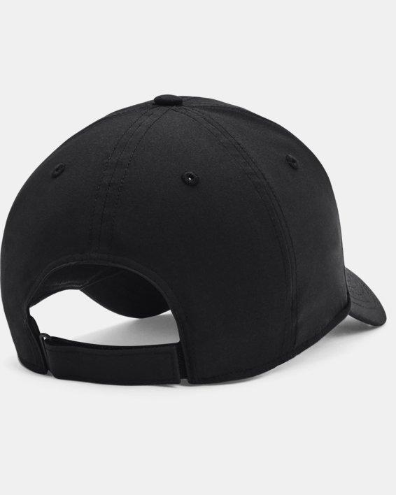 Men's UA Golf96 Hat, Black, pdpMainDesktop image number 1