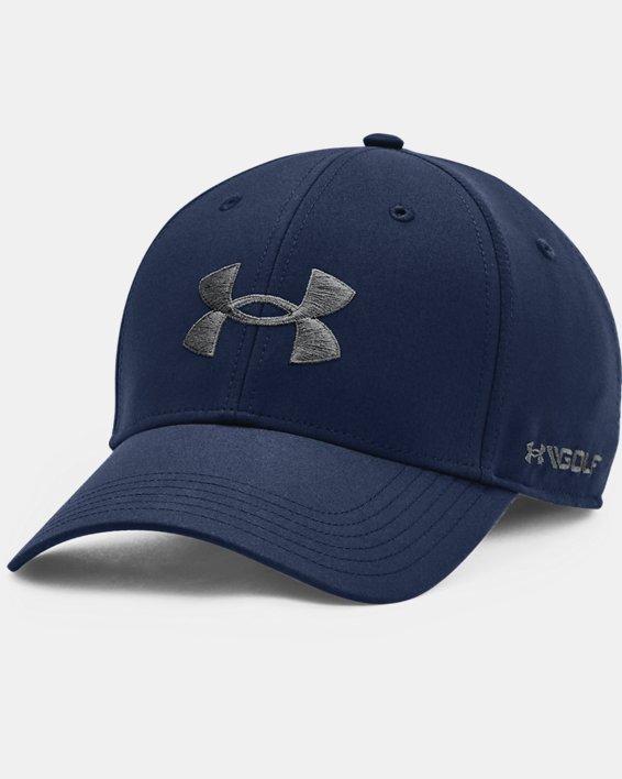 Men's UA Golf96 Hat, Navy, pdpMainDesktop image number 0