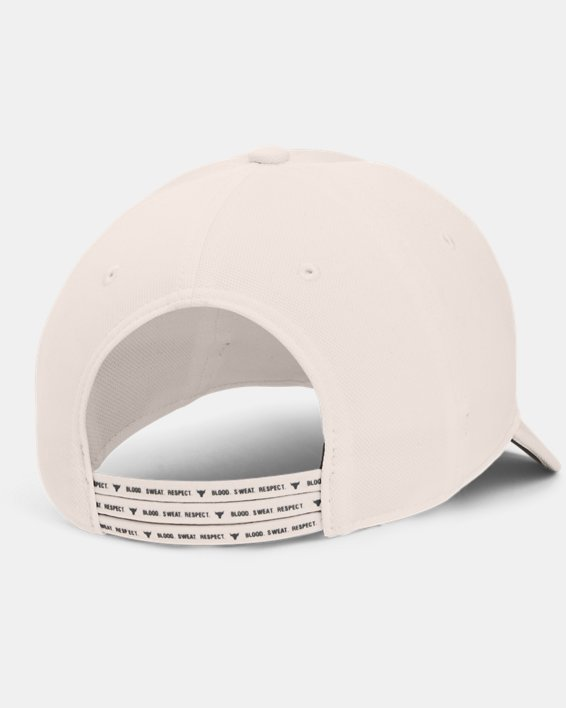Women's Project Rock Hat, White, pdpMainDesktop image number 1