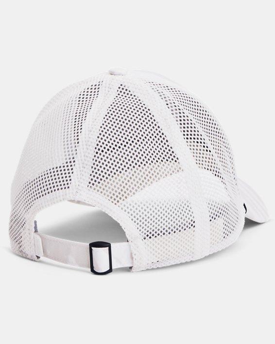 Unisex Curry Golf Hat, White, pdpMainDesktop image number 1