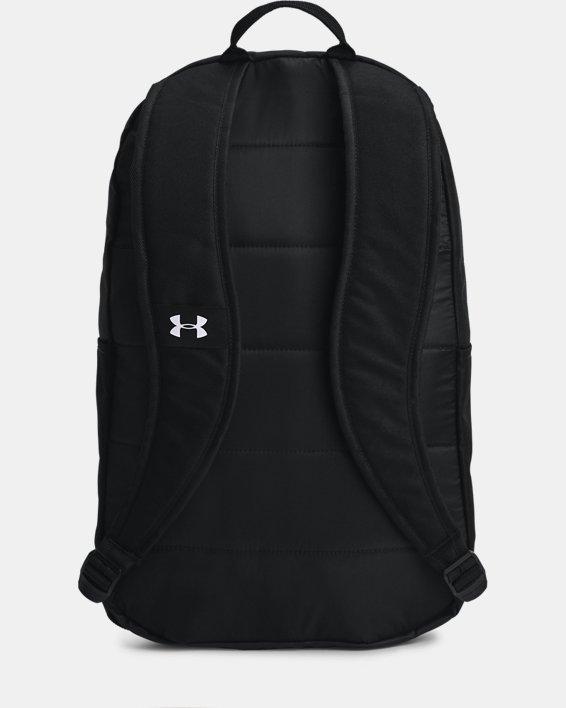 Unisex UA Halftime Backpack, Black, pdpMainDesktop image number 2