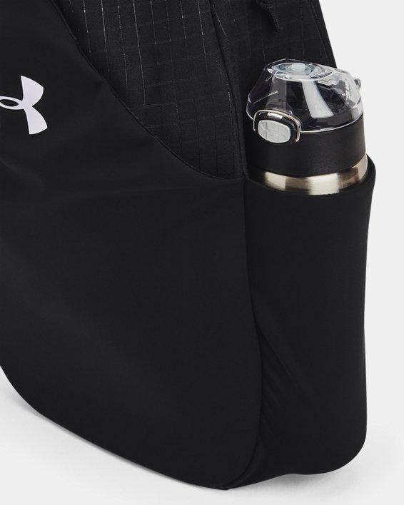 Unisex UA Flex Sling Bag, Black, pdpMainDesktop image number 3