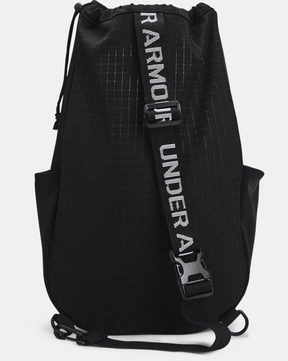 Unisex UA Flex Sling Bag, Black, pdpMainDesktop image number 1