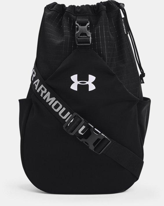 Unisex UA Flex Sling Bag, Black, pdpMainDesktop image number 0