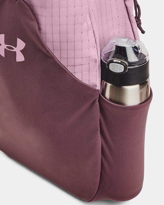 Unisex UA Flex Sling Bag, Purple, pdpMainDesktop image number 3