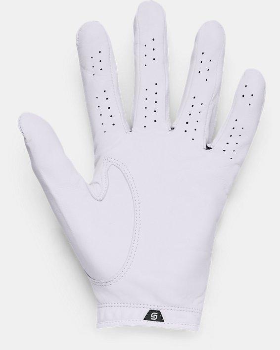 Men's UA Spieth Tour Glove, White, pdpMainDesktop image number 1
