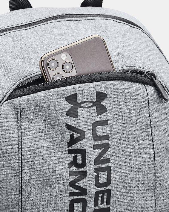 UA Gametime Backpack, Gray, pdpMainDesktop image number 3
