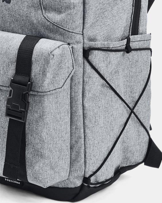 UA Gametime Backpack, Gray, pdpMainDesktop image number 5