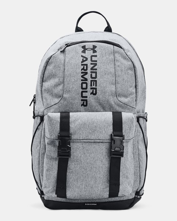 UA Gametime Backpack, Gray, pdpMainDesktop image number 1